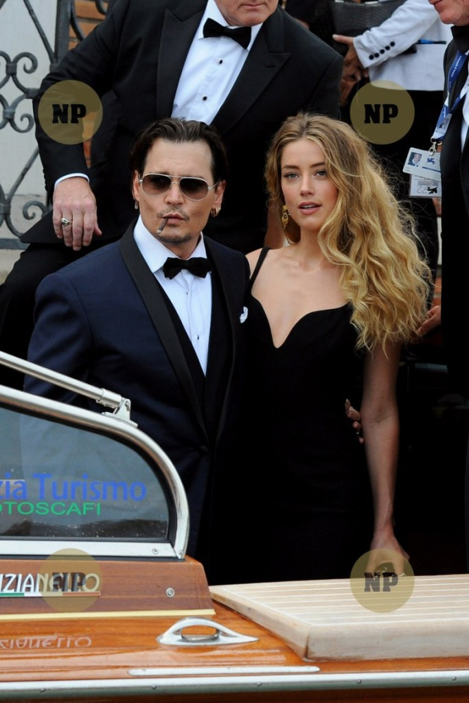 Johnny Depp-Amber Heard