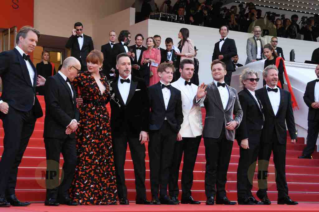 premiere of ROCKETMAN at the 2019 Cannes Film Festival