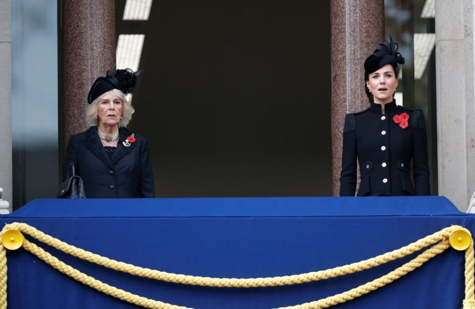 Kate Middleton -Duchess of Cornwall