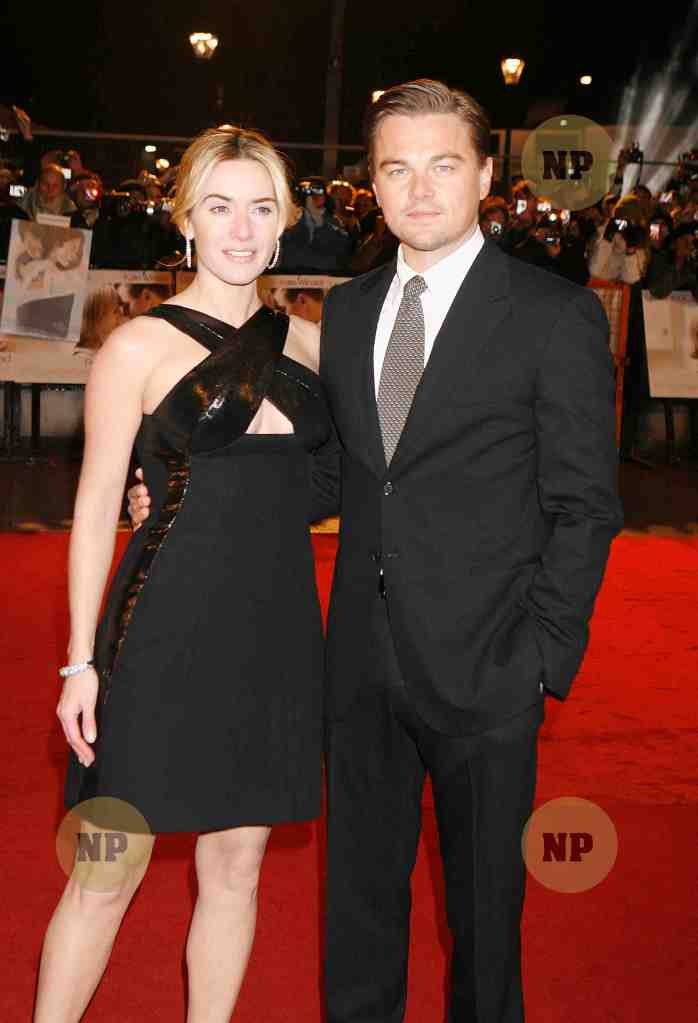 Leonardo DiCaprio - Kate Winslet London