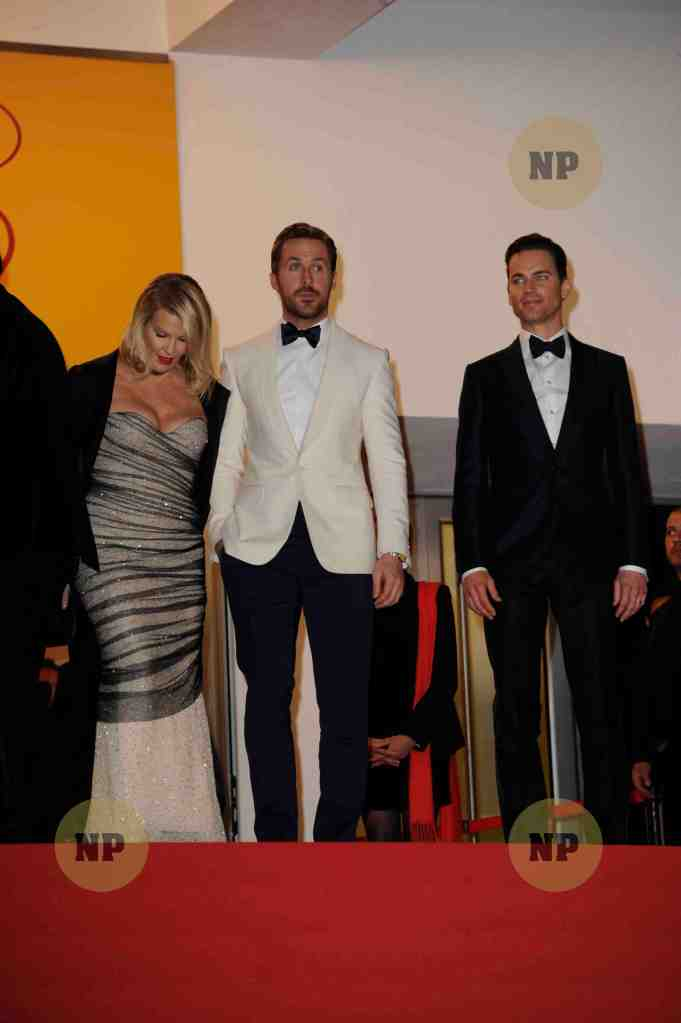 Ryan Goslin-Cannes