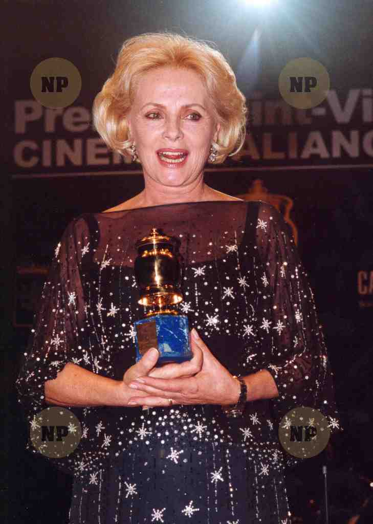 Virna Lisi-Grolle d'oro.s.vincent