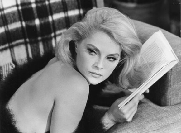 Virna Lisi, the most beautiful woman of the 60s.